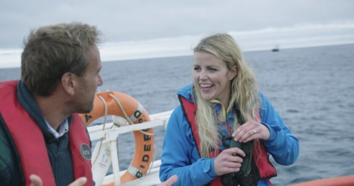 021_Ben Fogle and Ellie Harrison
